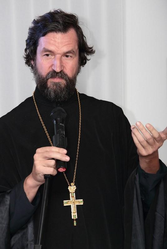 Священник Сергий Трухачёв