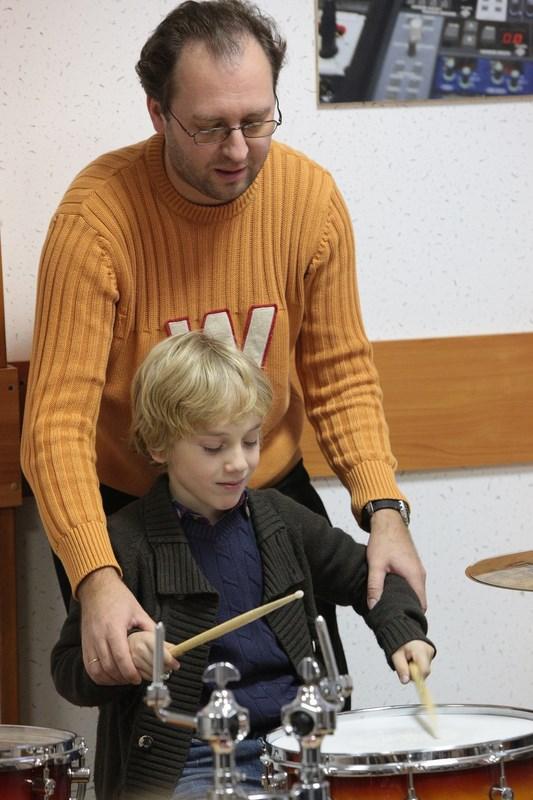 Мастер-класс Дмитрия Власенко