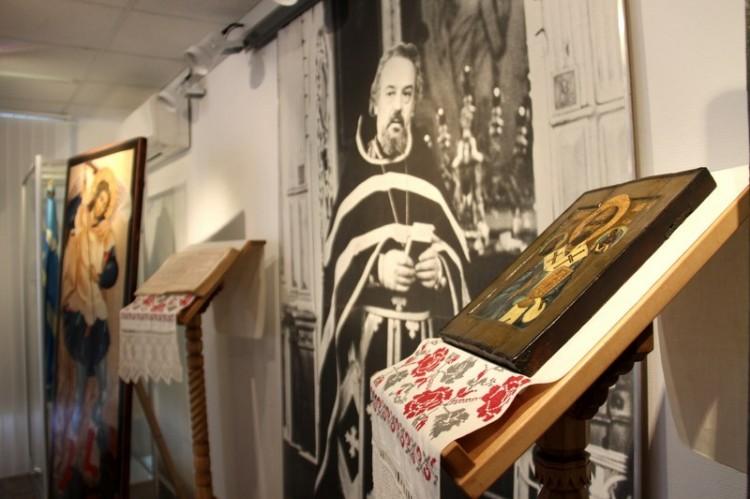 Экспозиция Протоиерей Александр Мень: Путь Человеческий