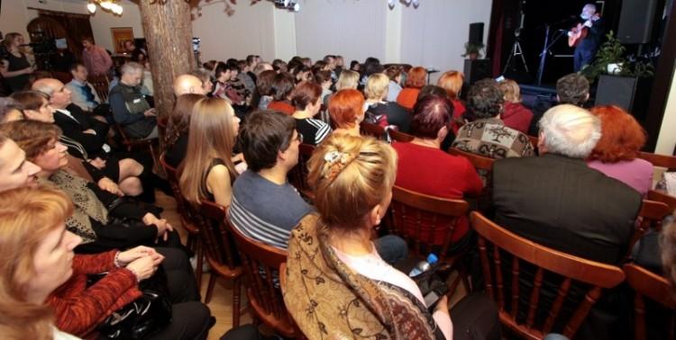 Фестиваль памяти Александра Галича 2013