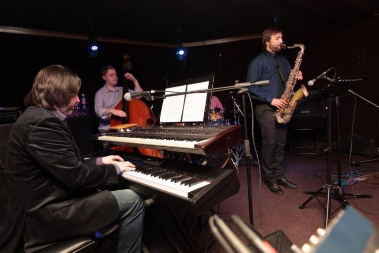 Открытие джазовой филармонии