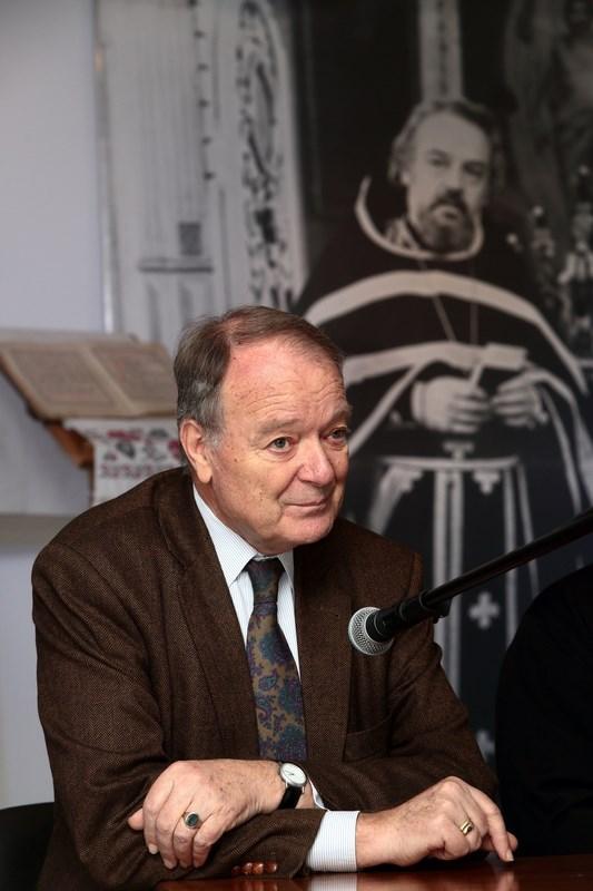 Эрнст-Йорг фон Штудниц, председатель Германо-Российского форума, бывший посол Германии в России