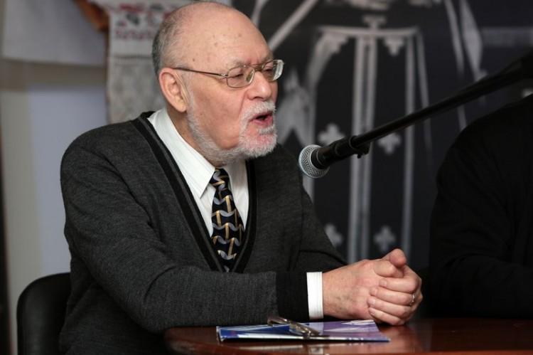 Евгений Рашковский, директор Научно-исследовательского центра религиозной литературы ВГБИЛ им. М.И. Рудомино