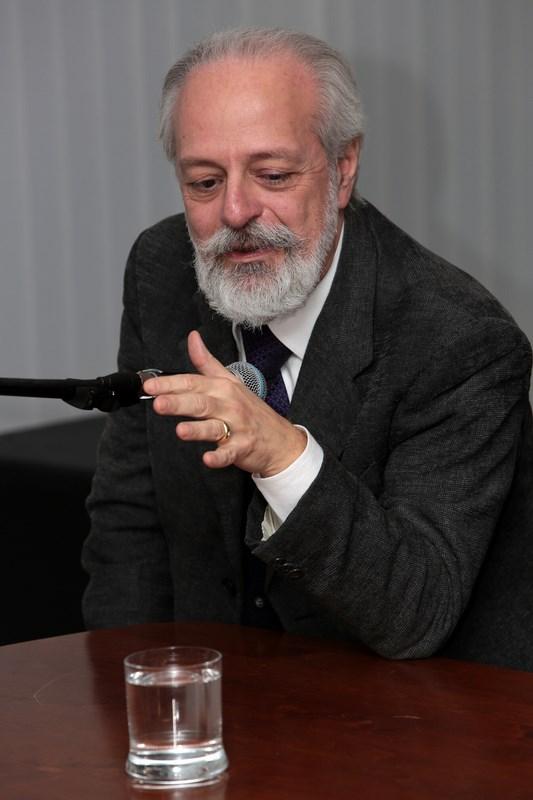 Адриано дель Аста, директор Итальянского института культуры в Москве