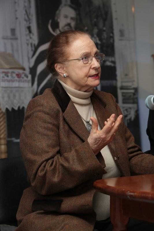 Ирина Кириллова, профессор Кембриджского университета