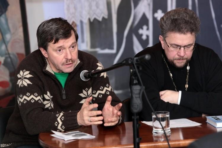 Григорий Амнуэль, общественный деятель, историк