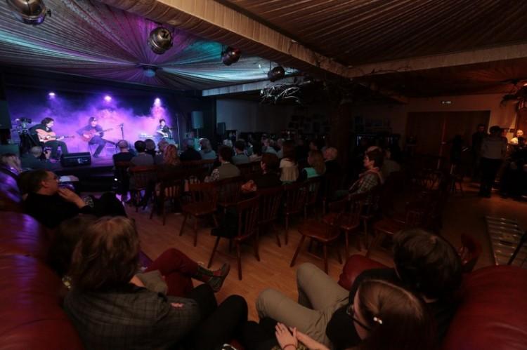 Концерт трио Ивана Смирнова