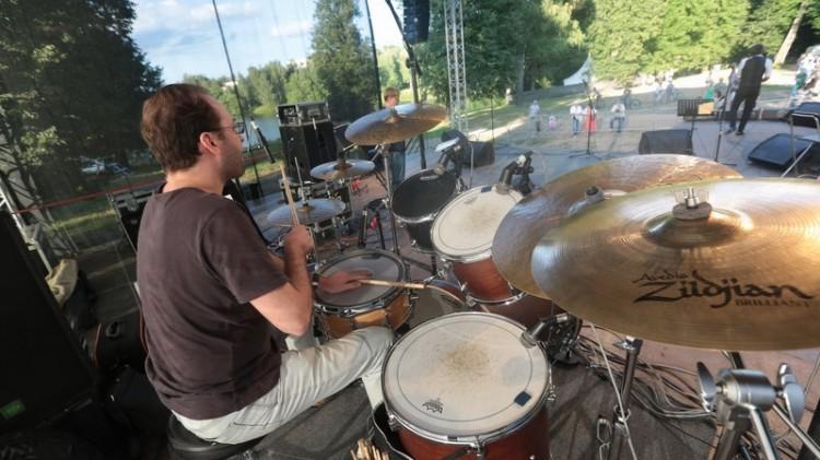 Концерт в парке Скитские пруды