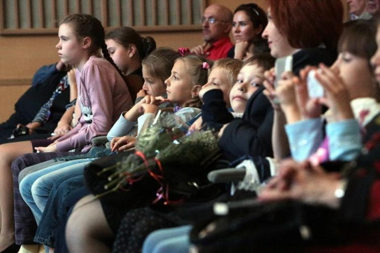Учащиеся детской школы искусств Гармония (Пересвет)