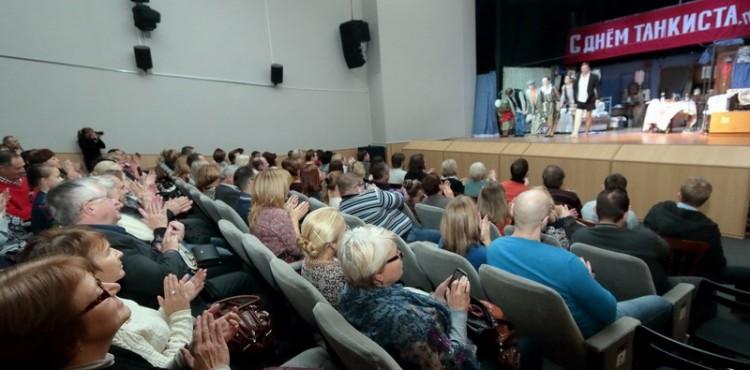 Спектакль Московского губернского театра
