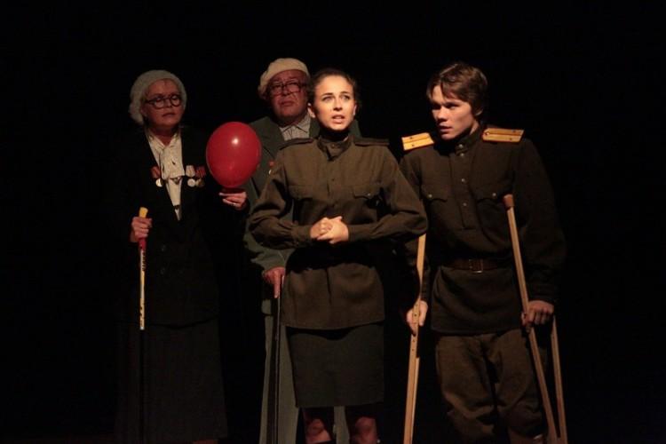 Спектакль Последний из ветеран