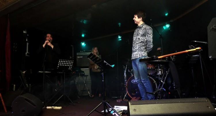 Михаил Надеждин и трио Александра Миронова