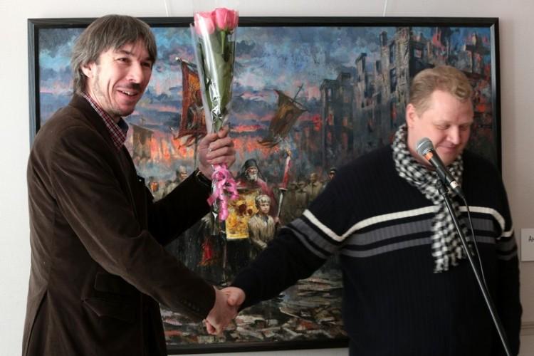 Андрей Лысенко и Сергей Борисов