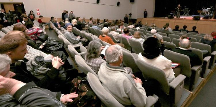 Концерт к 80-летию протоиерея Александра Меня