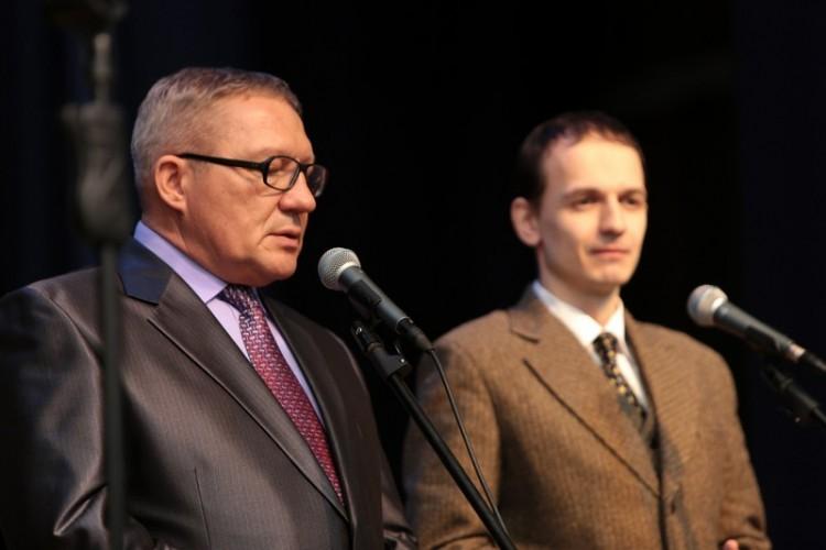 Сергей Персианов и Олег Устинов