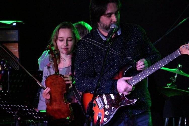 Концерт студии Индиго Лэнд