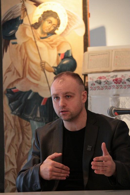 Лекция Игоря Фещенко