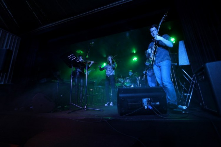 Концерт студии Indigo Land