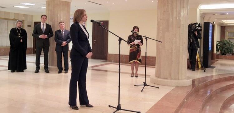 Надежда Жилкина, начальник управления Министерства культуры Московской области