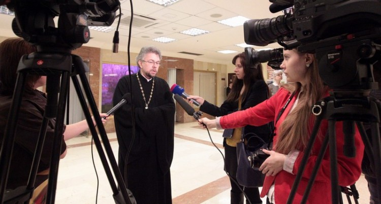 Священник Виктор Григоренко
