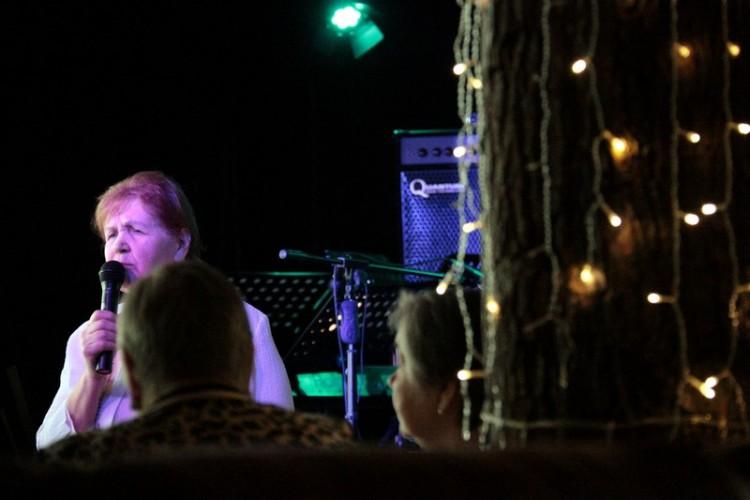 Клуб пожилого человека: праздничный концерт