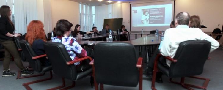 Круглый стол в Университете Дубны