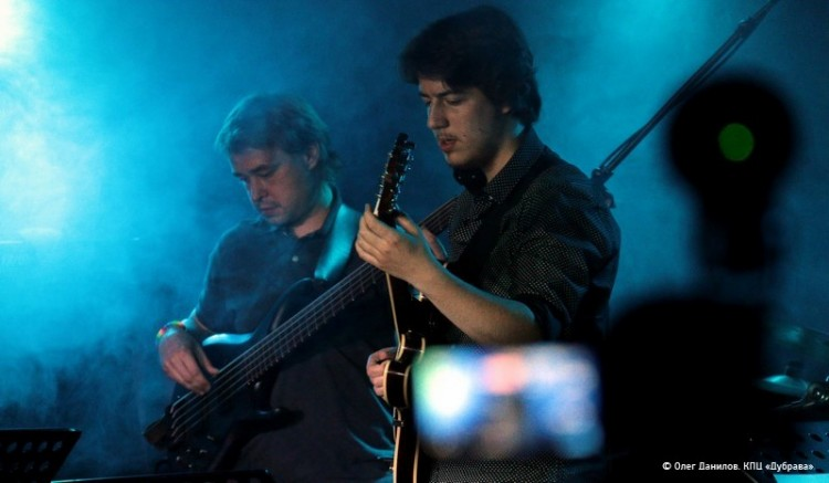 Григорий Ведмедь и Андрей Смирнов