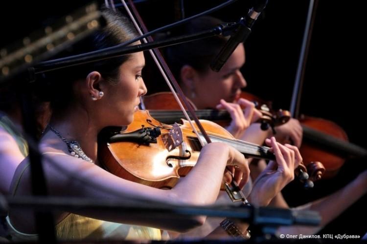 Струнный квартет Московской консерватории