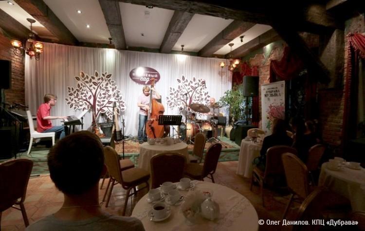 Концерт ансамбля солистов Indigo Land в арт-кафе Вишневый сад