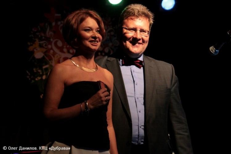 Марина Зайцева и Андрей Сидоркин