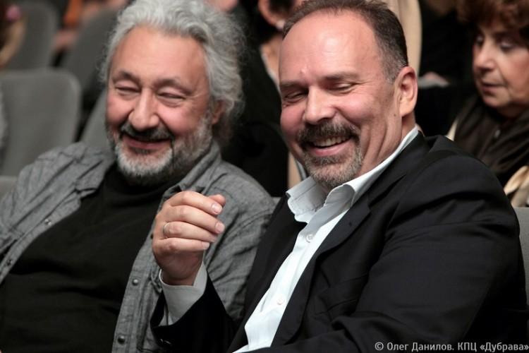 Стас Намин и Михаил Мень