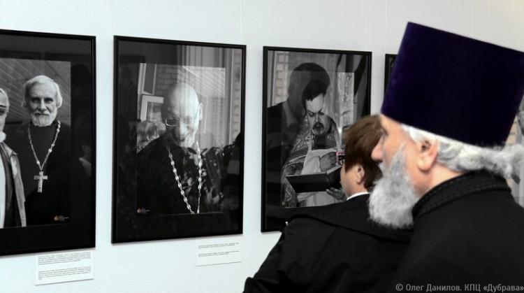На фотовыставке