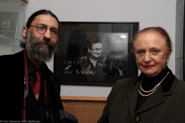 Алексей Руфимский и Ирина Кириллова
