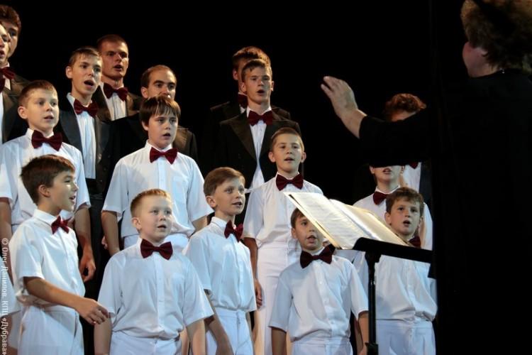 Хоровая капелла мальчиков и юношей г. Дубна