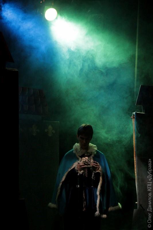 Спектакль театра-студии Театральный ковчег
