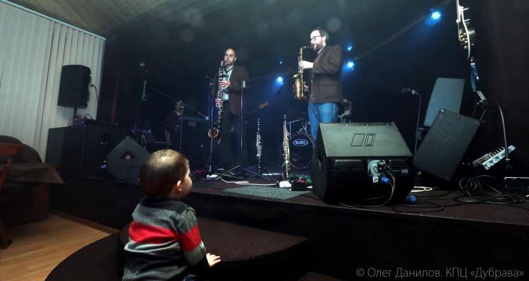 Концерт Pommelhorse