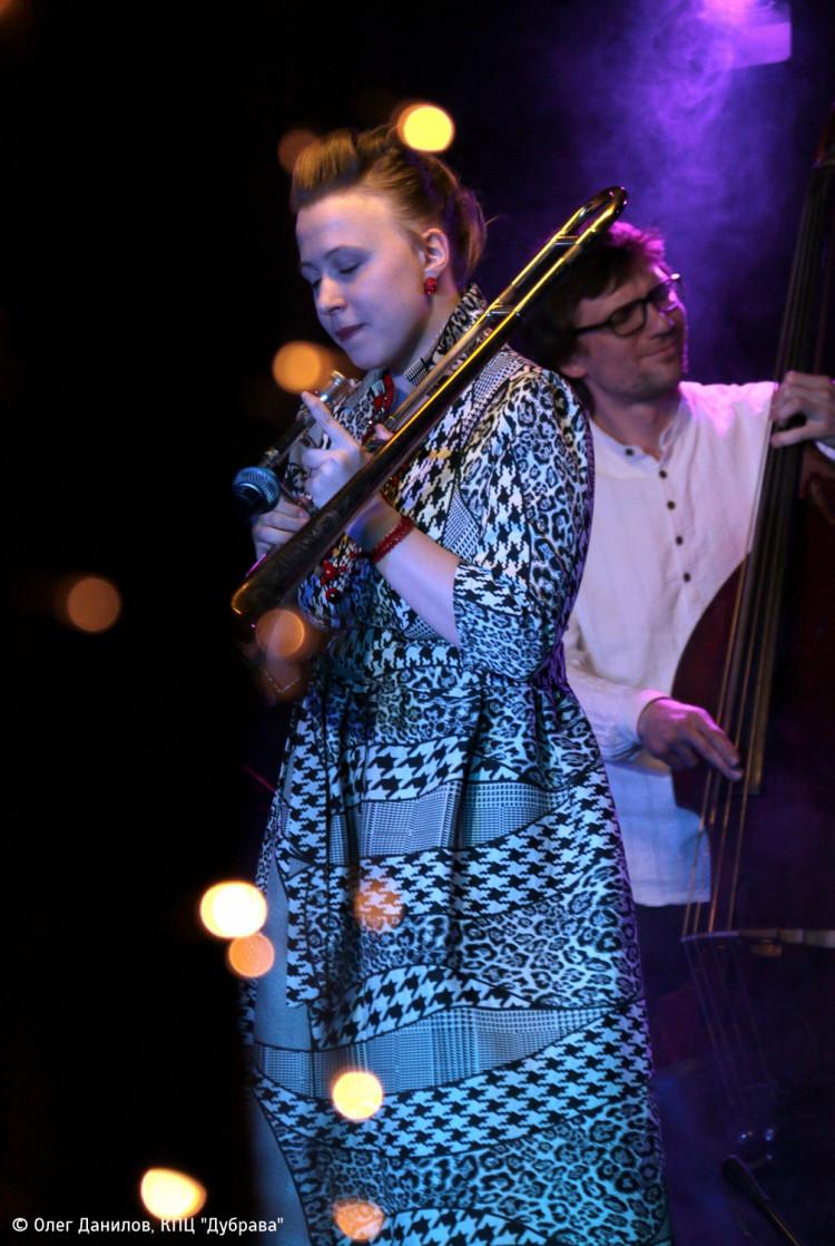 Концерт Алевтины Поляковой и проекта Solar Wind: фотоальбом