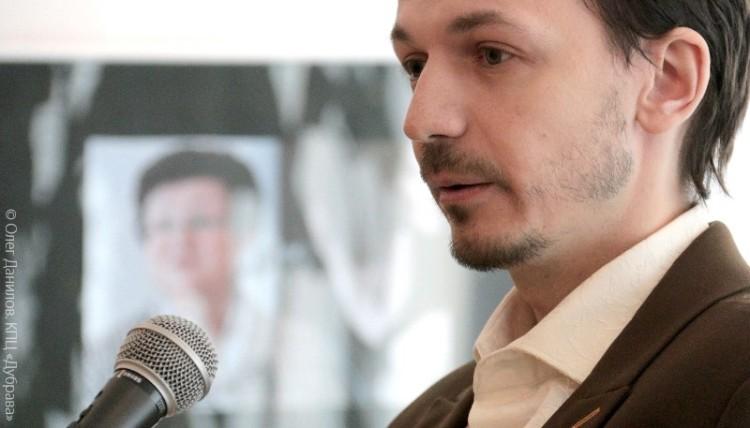 Олег Устинов