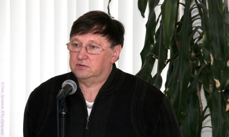 Сергей Крыжов