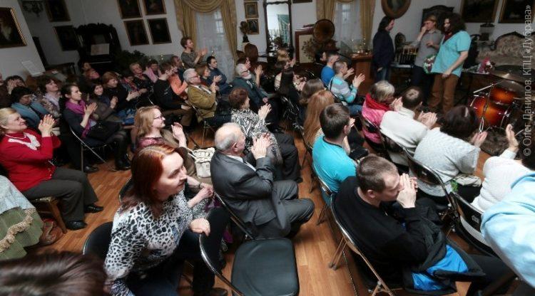 Концерт в музее-заповеднике Александровская слобода