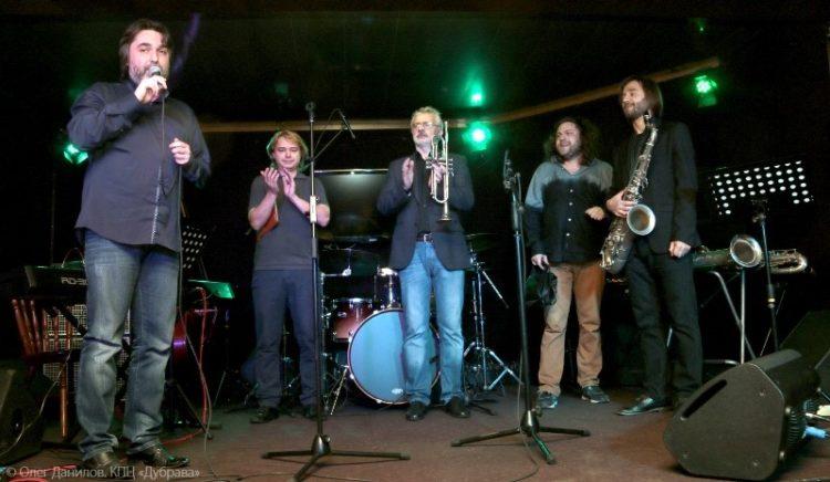Концерт квартета Тимура Некрасова