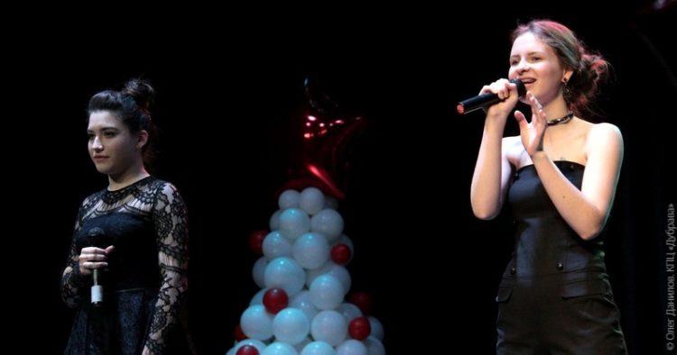 Новогодний благотворительный концерт