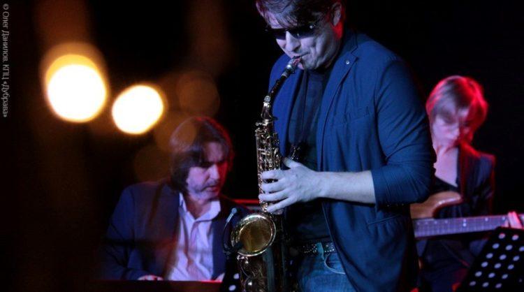Концерт Святослава Текучева