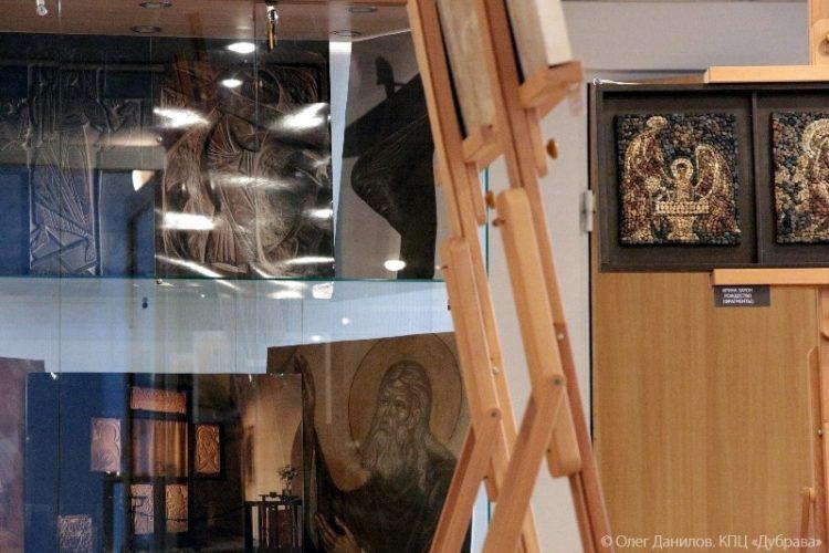 Выставка Сергея Антонова и Ирины Зарон