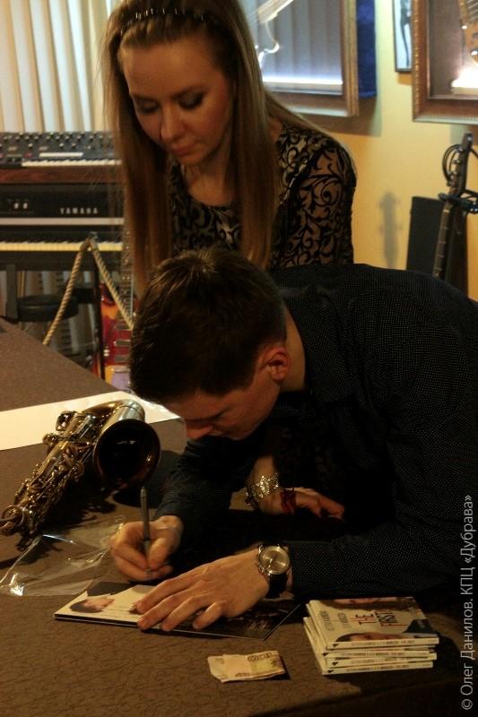 Концерт секстета Виктории Кауновой и Ильи Морозова