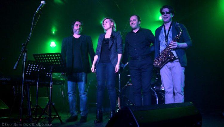 Концерт квартета Святослава Текучёва