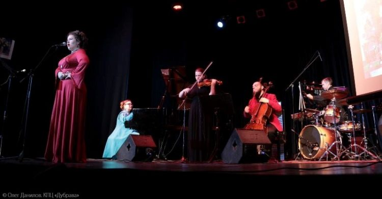 Творческий вечер Театра на Таганке