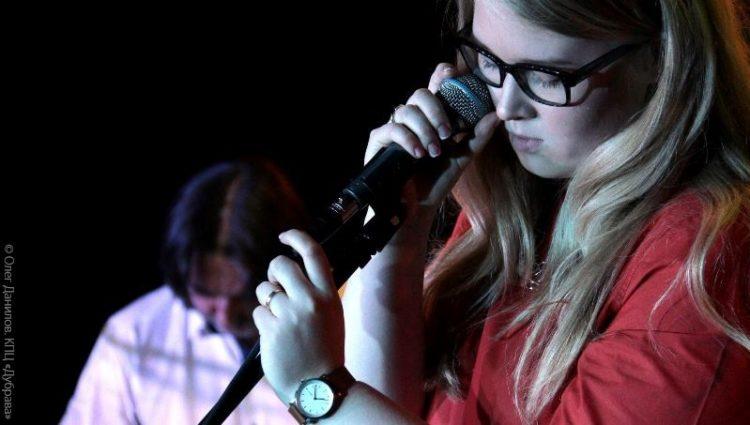 Концерт Елизаветы Пчеленковой