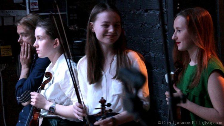 Скрипичный квартет