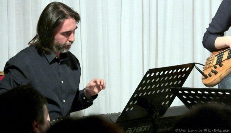 Концерт квартета Святослава Текучева